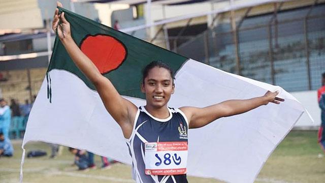টোকিও অলিম্পিকে খেলতে চাই: শিরিন আক্তার