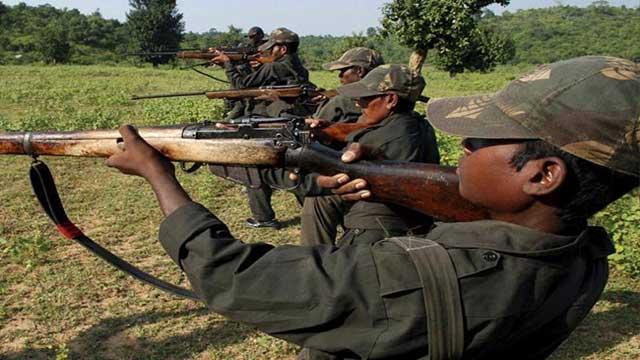 ভারতে নিরাপত্তা বাহিনীর সঙ্গে সংঘর্ষে ৮ মাওবাদী নিহত