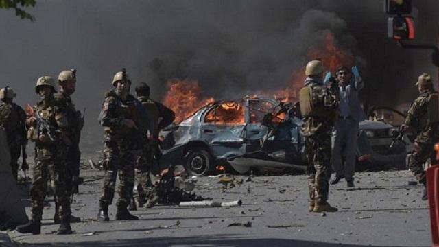আফগানিস্তানে আত্মঘাতী হামলায় নিহত ১০, আহত ২২
