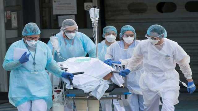 Global Covid-19 death toll hits 992,984