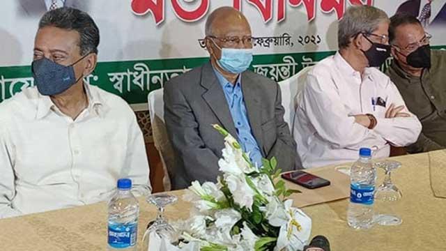 জিয়াউর রহমানের খেতাব বাতিলের আত্মঘাতী সিদ্ধান্ত সরকার নেবে না : খন্দকার মোশাররফ