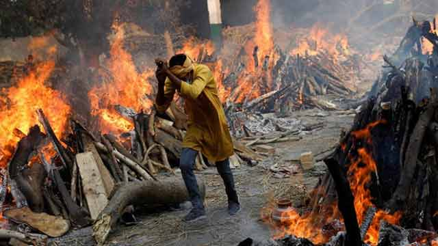 WHO classifies India variant as being of global concern