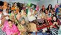 হযরত শাহজালাল ও শাহপরানের মাজার জিয়ারত করলেন খালেদা জিয়া