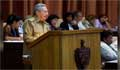 Cuba's Castro blasts United States on 60th anniversary of revolution