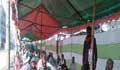 আন্দোলনে অনড় পাটকল শ্রমিকরা, অনশনে অসুস্থ শতাধিক