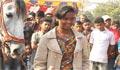 চ্যাম্পিয়ন `দ্য হর্স গার্ল' তাসমিনা