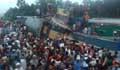 সিগন্যালের ভুল বোঝাবুঝিতে এই দুর্ঘটনা : জেলা প্রশাসক