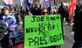 Trump loyalists mount last stand in Washington