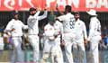 প্রথম ইনিংসে ১৫০ রানে অলআউট বাংলাদেশ
