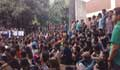 Buet students continue demo demanding justice for Abrar murder