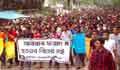 'ফাঁসি চাই' স্লোগানে উত্তাল বুয়েট