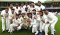 Dominant India end 71-year drought