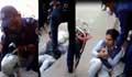 স্বেচ্ছাসেবক লীগ নেতার বুকে পুলিশের লাথি, ভিডিও ভাইরাল