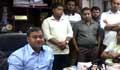 পুলিশ পাহারায় বাসভবন ছাড়লেন গোপালগঞ্জের বশেমুরবিপ্রবি'র উপাচার্য