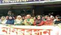 খালেদা জিয়ার জামিনের চাবি শেখ হাসিনার হাতে : রিজভী