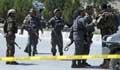 আফগানিস্তানে গাড়ি বোমা হামলায় নিরাপত্তা বাহিনীর ৮ সদস্য নিহত