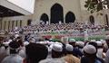 ভোলার পুলিশের গুলিবর্ষণের ঘটনায় ঢাকায় হেফাজতের বিক্ষোভ