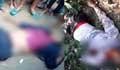 কটিয়াদীতে ট্রেনের ধাক্কায় শিক্ষকসহ নিহত ২