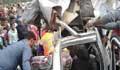কাভার্ডভ্যান-মাইক্রোর সংঘর্ষে একই পরিবারের ৩ জন নিহত