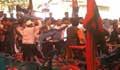 চট্টগ্রামে আ'লীগের দু'গ্রুপে সংঘর্ষ, চেয়ার ছোড়াছুড়ি