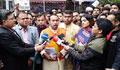 বিএনপির প্রার্থী তাবিথের গাড়িবহরে হামলা, ১০ নেতা-কর্মী হাসপাতালে