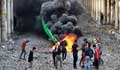 40 Iraqi protesters slain in 24 hours as violence spirals