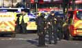 Several stabbed near London Bridge; man detained