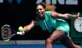 Ruthless Serena makes strong start, Zverev overpowers Bedene