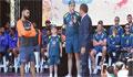 সাত বছর বয়সী ক্ষুদে আর্চি সেলারই অস্ট্রেলিয়ার অধিনায়ক!