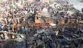 9 burnt dead in Chattogram slum fire