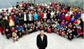 ৩৮ স্ত্রী, ৮৯ সন্তান : মারা গেলেন বিশ্বের 'সবচেয়ে বড়' পরিবারের কর্তা