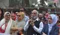 খালেদা জিয়া বিএনপির প্রাণভ্রমরা: মঈন খান