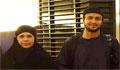 স্ত্রী, সন্তান ও মাকে নিয়ে ওমরায় সাকিব