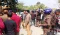 গুলিতে নিহত শিক্ষকসহ আড়াইশ জনের বিরুদ্ধে বিজিবির মামলা