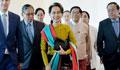 Rights groups launch Myanmar boycott