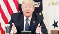 Trump says US topping world virus cases is 'badge of honour'