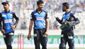 Rangpur cruise to top of BPL