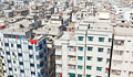Two thirds of Dhaka buildings illegal