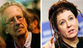 Peter Handke and Olga Tokarczuk win Nobel prizes for literature