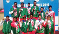 SA Games: Bangladesh secure record 19 gold