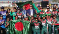 Bangladesh women clinch gold medal