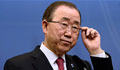 Ex-UN chief Ban Ki-moon in city