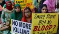 ভারতে সংখ্যালঘুদের ওপর নির্যাতন