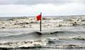 ৮০ কিমি বেগে ঝড়, উপকূলের নিম্নাঞ্চল প্লাবিত হওয়ার আশঙ্কা