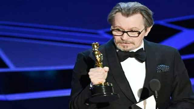অস্কার পুরস্কার-২০১৮: সেরা অভিনেতা গ্যারি ওল্ডম্যান