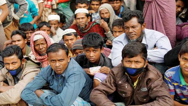 Rohingya crisis growing, more support needed: World Bank
