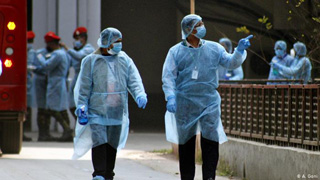Bangladesh logs around 2,200 virus cases as only 8,802 samples