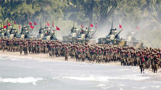 'Rakhine Buddhist army kills seven in Independence Day attack on police posts'