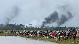 রোহিঙ্গা সংকট: চাপে পড়ে অপপ্রচারে মিয়ানমার