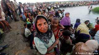 রোহিঙ্গাদের আশ্রয় দিয়ে বহুমাত্রিক ঝুঁকিতে বাংলাদেশ